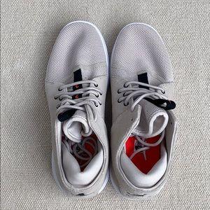 Jordan Size 7 Shoes Youth Boys Desert Sand Suede